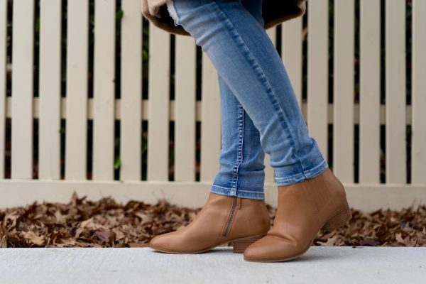 40dfd5ce7 Below I'm wearing MiA with distressed skinnies and a knit which is a Winter  staple for me but I also love wearing my MiAs with cord dresses and tights  for a ...