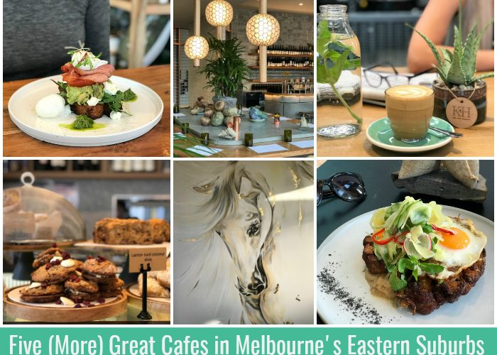 Five (More) Great Cafes in Melbourne's Eastern Suburbs (Winter 2018)